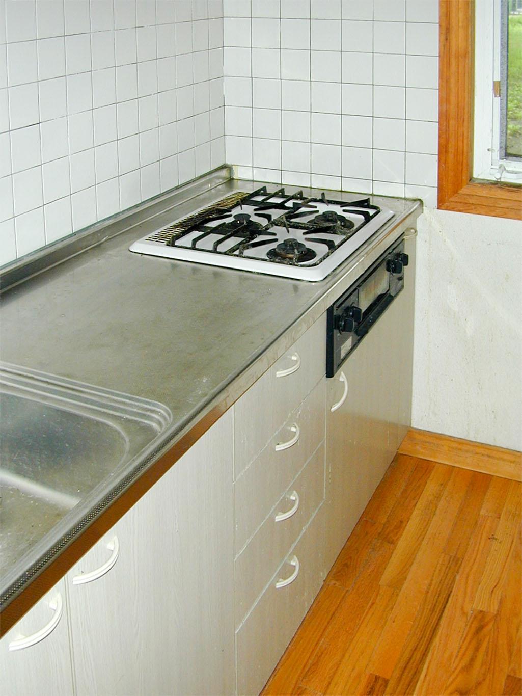 宿泊棟(キッチン)