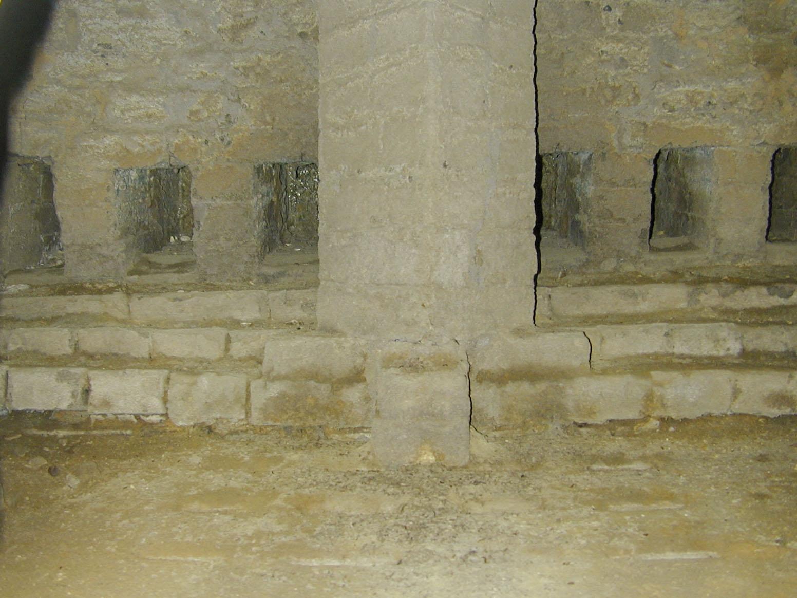 登り窯(燃焼室)